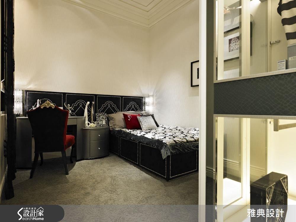 35坪新成屋(5年以下)_現代風臥室案例圖片_雅典設計工程有限公司_雅典_28之23