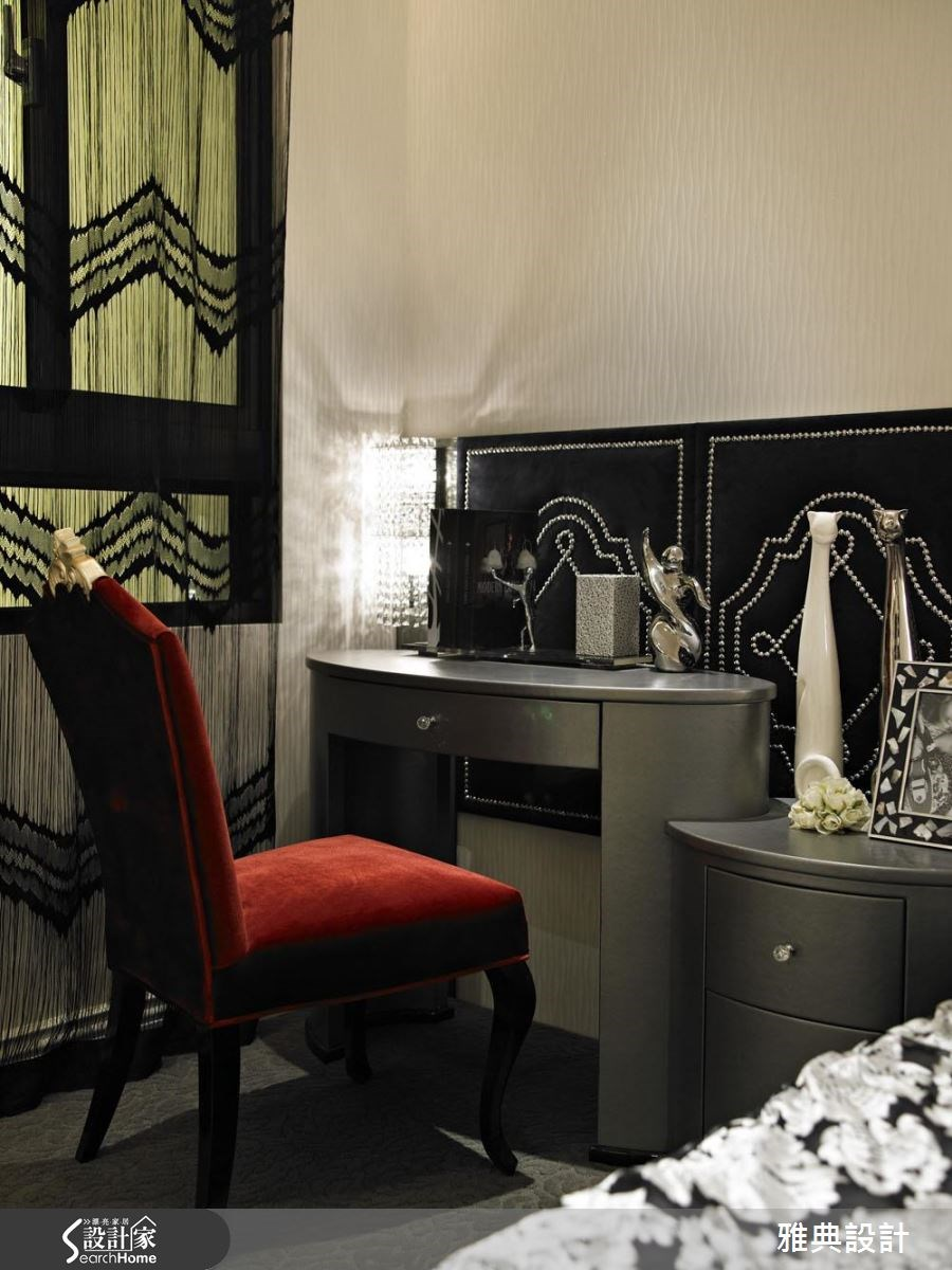 35坪新成屋(5年以下)_現代風臥室案例圖片_雅典設計工程有限公司_雅典_28之24