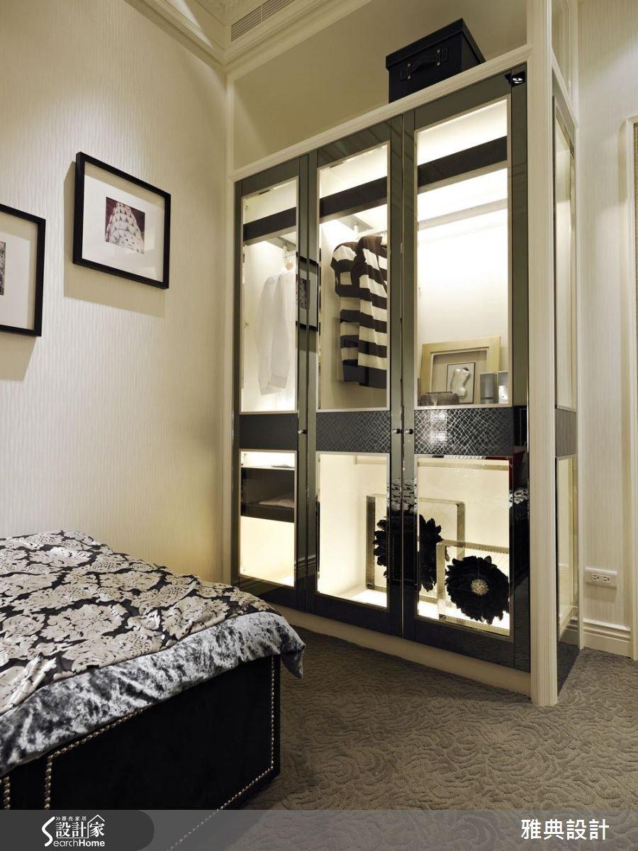 35坪新成屋(5年以下)_現代風臥室案例圖片_雅典設計工程有限公司_雅典_28之25