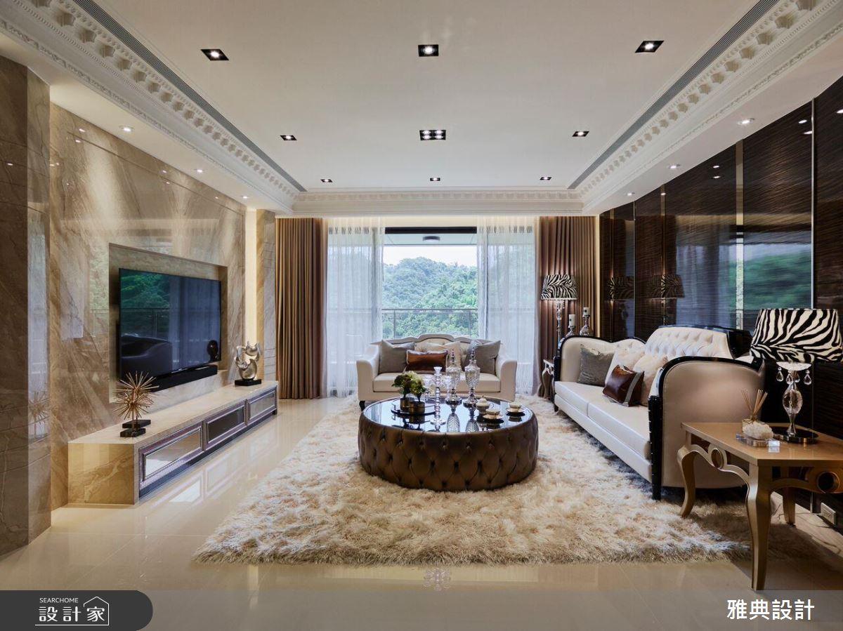 公主系豪宅!妳的浪漫景觀 x 更衣室 x 奢華風都在這