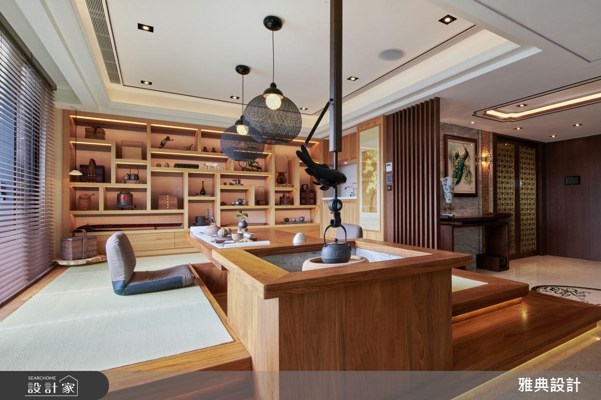 110坪預售屋_新中式風和室案例圖片_雅典設計工程有限公司_雅典_38之3