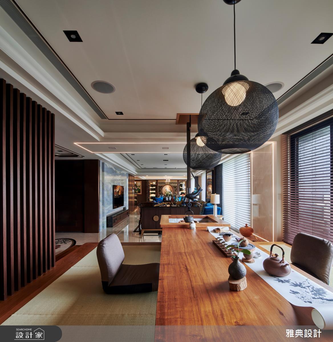 110坪預售屋_新中式風和室案例圖片_雅典設計工程有限公司_雅典_38之4