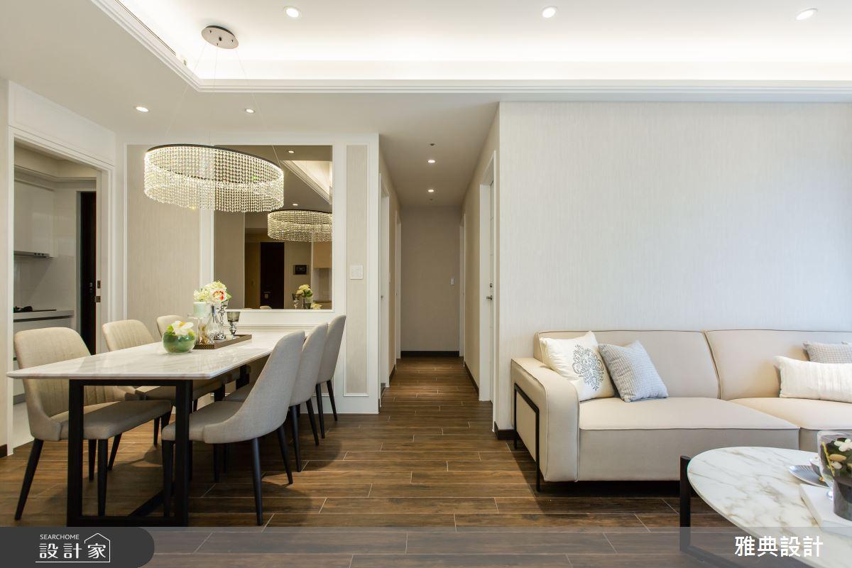 45坪新成屋(5年以下)_美式風餐廳案例圖片_雅典設計工程有限公司_雅典_39之4