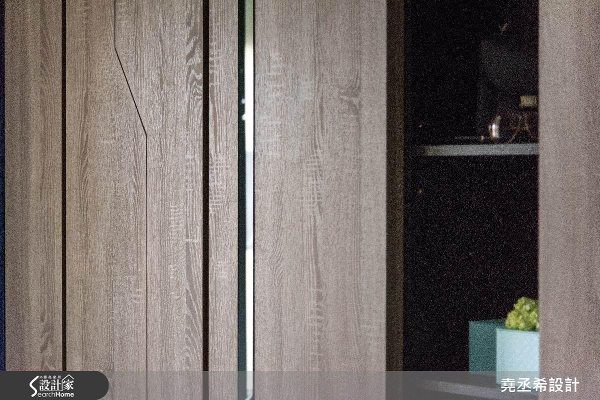 10坪新成屋(5年以下)_現代風客廳案例圖片_堯丞希設計_堯丞希_10之7