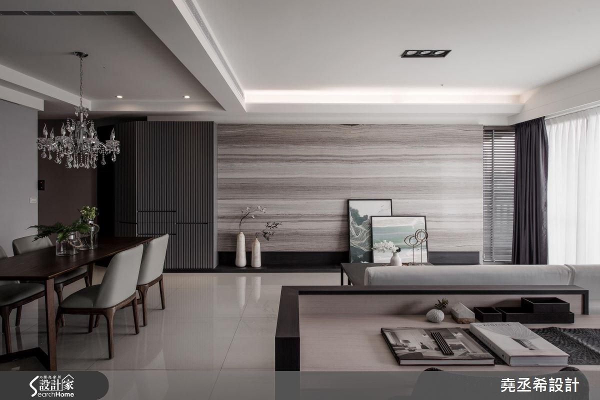 45坪新成屋(5年以下)_混搭風餐廳案例圖片_堯丞希設計_堯丞希_15之16