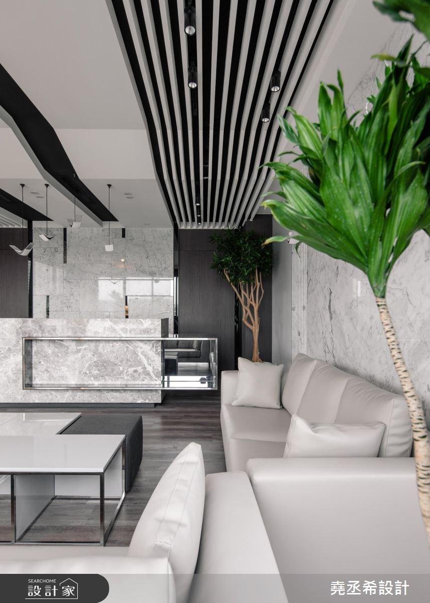 40坪新成屋(5年以下)_現代風商業空間案例圖片_堯丞希設計_堯丞希_19之3