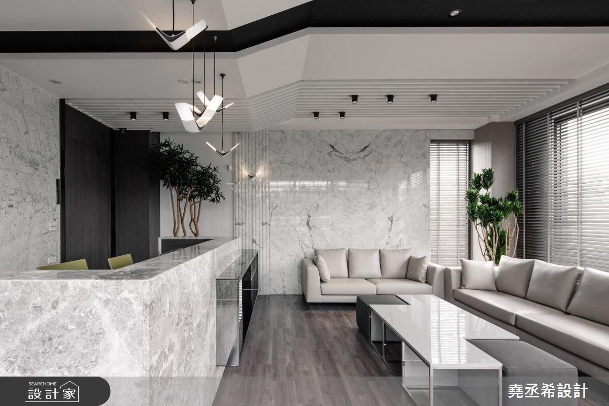 40坪新成屋(5年以下)_現代風商業空間案例圖片_堯丞希設計_堯丞希_19之4