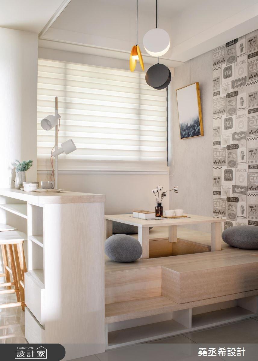 15坪新成屋(5年以下)_北歐風和室案例圖片_堯丞希設計_堯丞希_31之7
