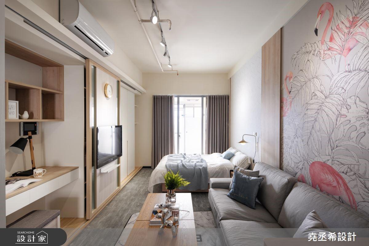 10坪新成屋(5年以下)_北歐風案例圖片_堯丞希設計_堯丞希_37之4