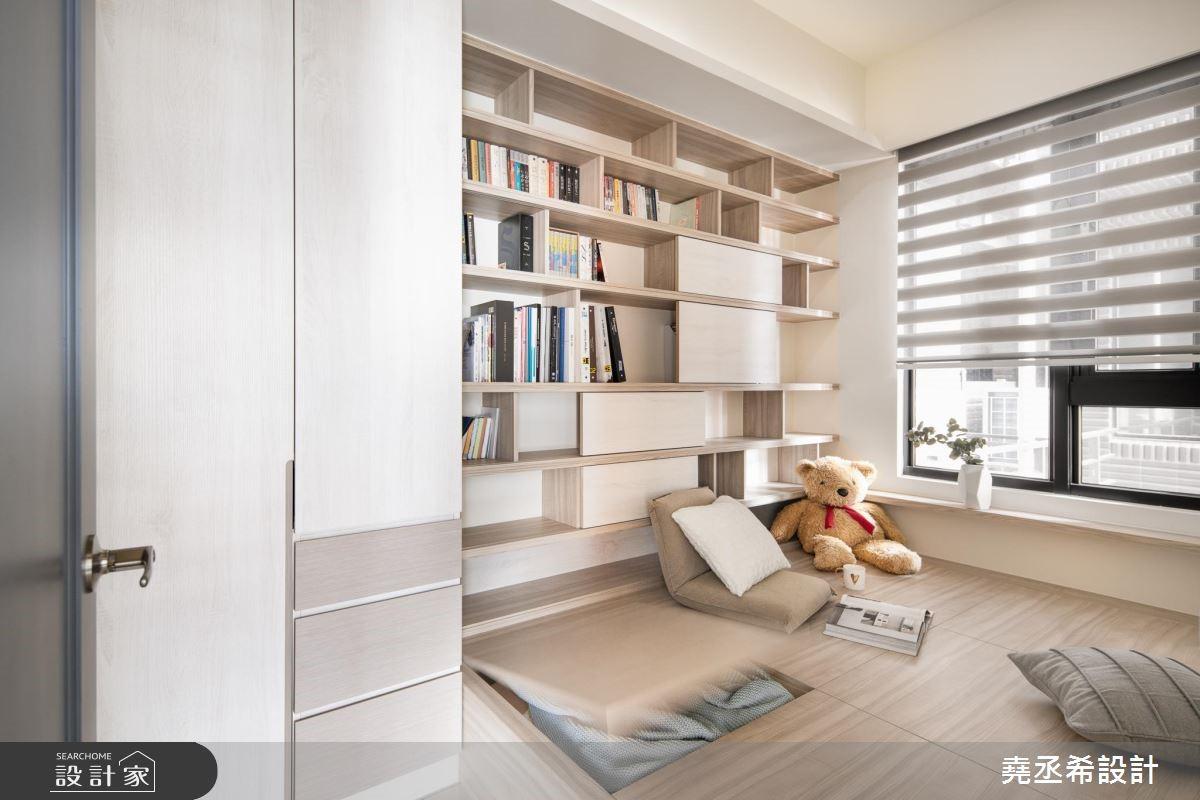 17坪新成屋(5年以下)_北歐風和室案例圖片_堯丞希設計_堯丞希_38之19