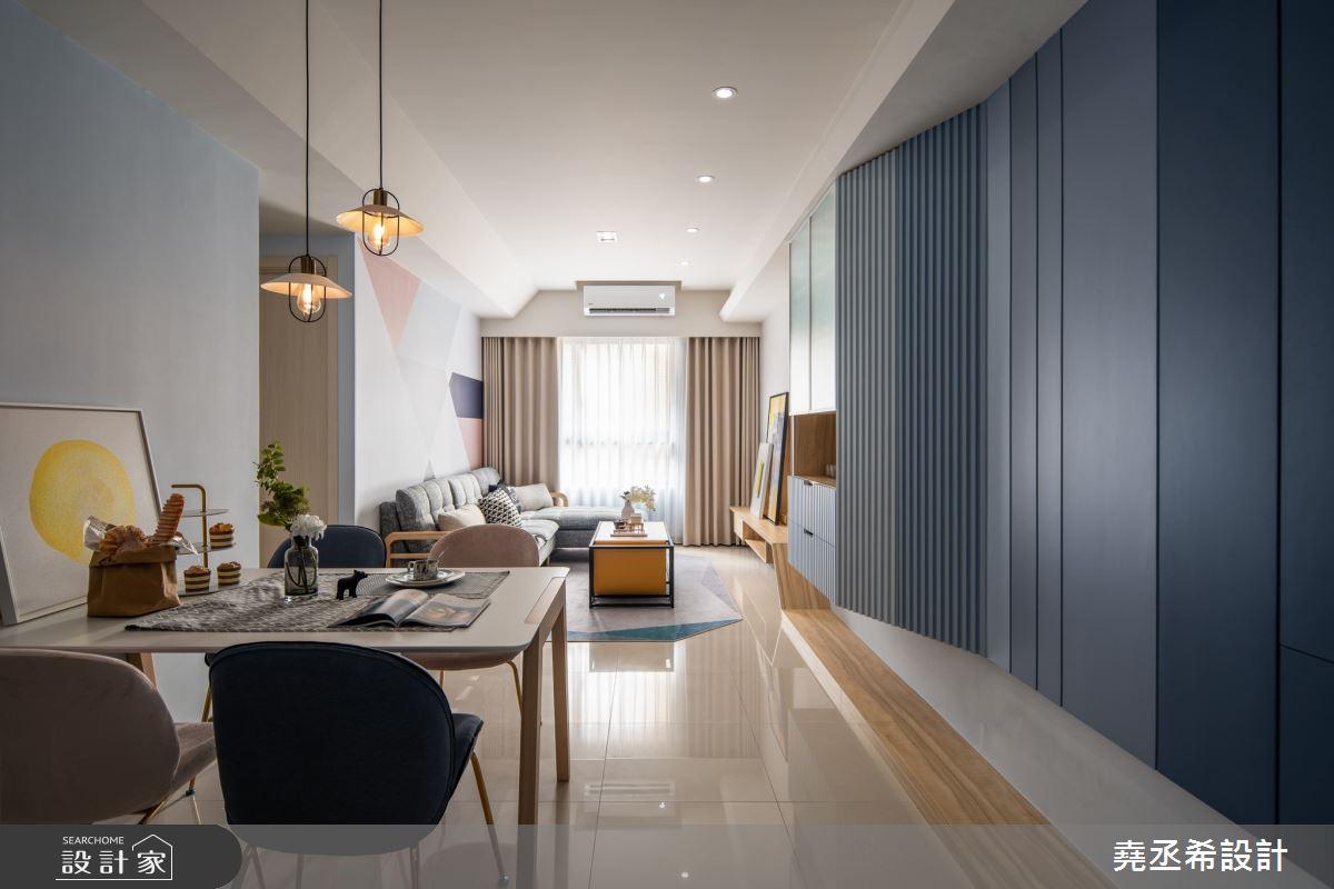 24坪新成屋(5年以下)_北歐風餐廳案例圖片_堯丞希設計_堯丞希_50之8