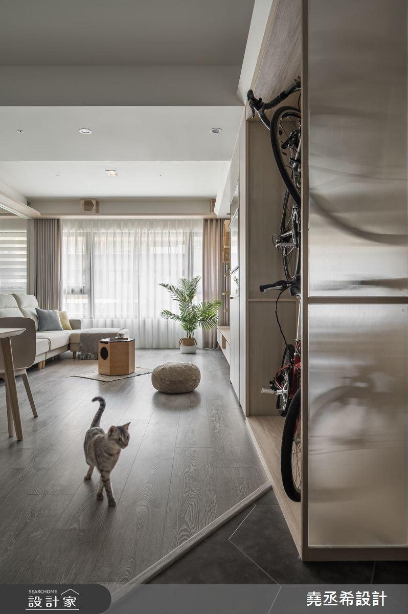 27坪新成屋(5年以下)_北歐風案例圖片_堯丞希設計_堯丞希_60之82