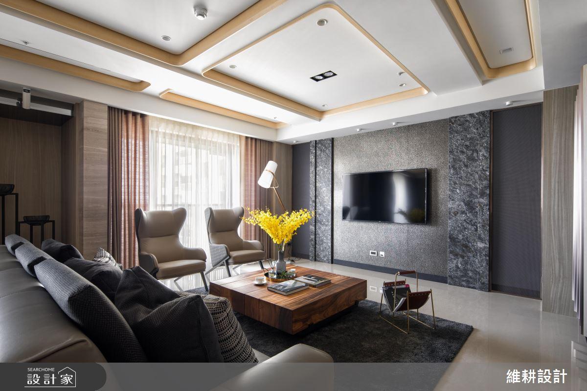 百坪奢華風古典大宅 打造三代同堂的質感好生活