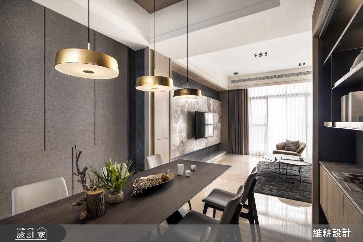 日光X現代風X質材細節 刻劃出精彩豪宅風貌
