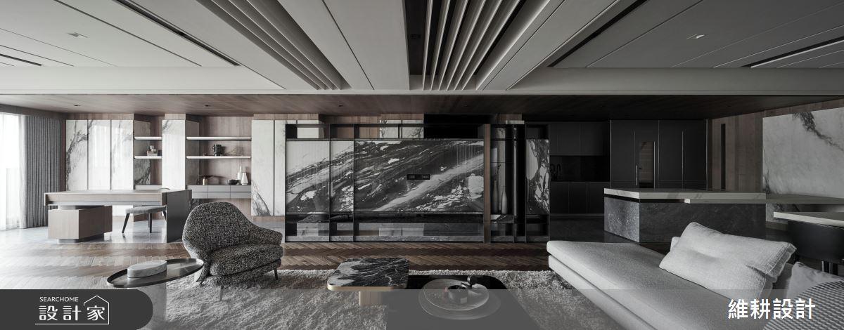 74坪新成屋(5年以下)_現代風案例圖片_維耕設計_維耕_20之5