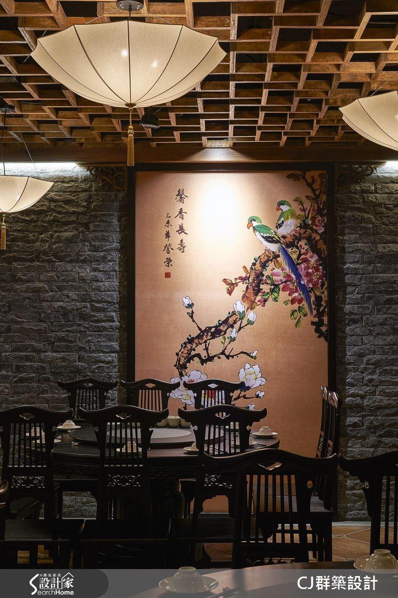60坪老屋(16~30年)_新中式風案例圖片_群築室內設計有限公司_群築_01之2