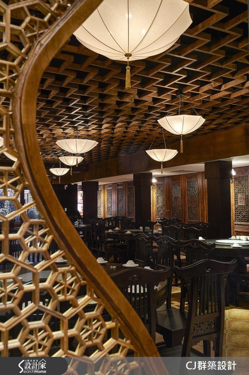 60坪老屋(16~30年)_新中式風案例圖片_群築室內設計有限公司_群築_01之3