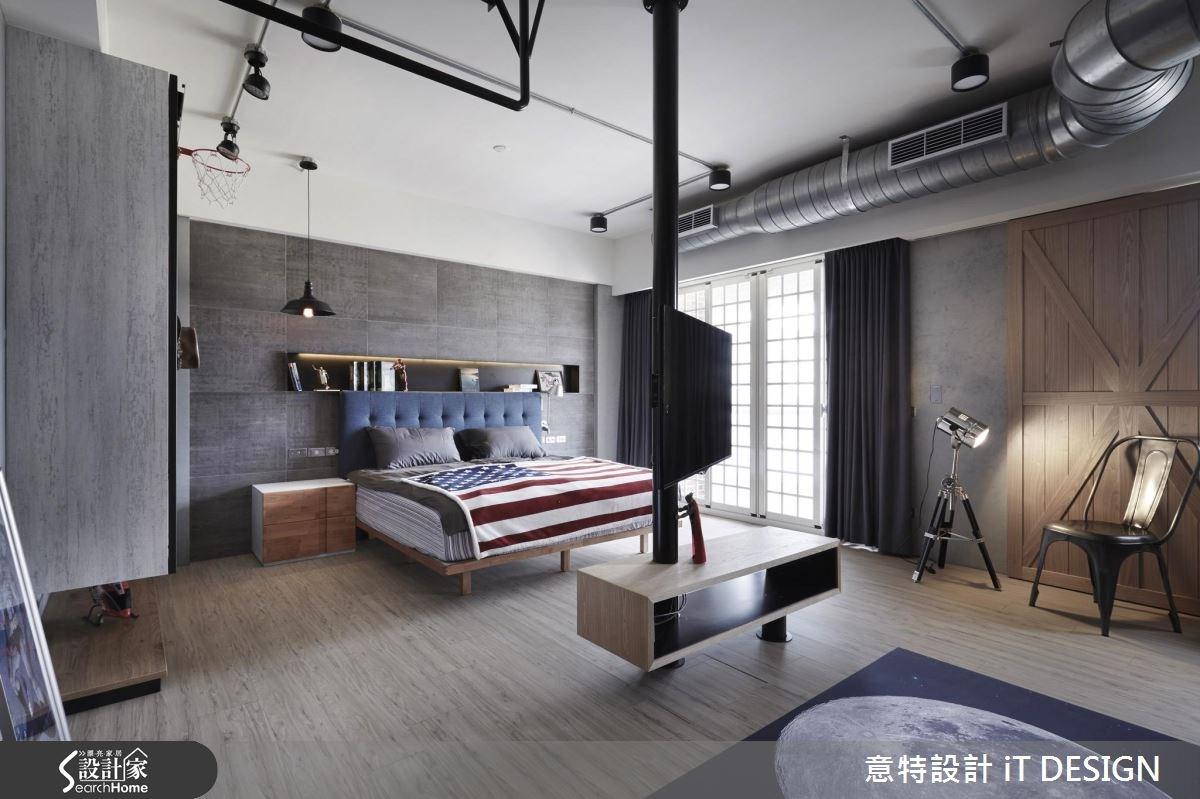 25坪新成屋(5年以下)_工業風案例圖片_意特設計 iT DESIGN_意特_01之2