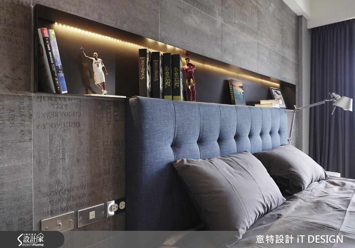 25坪新成屋(5年以下)_工業風案例圖片_意特設計 iT DESIGN_意特_01之3