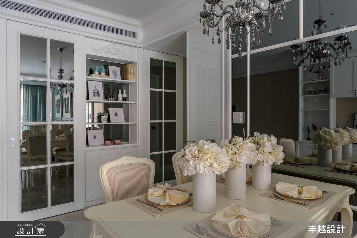 新成屋(5年以下)_新古典餐廳案例圖片_丰越設計_丰越_20之4
