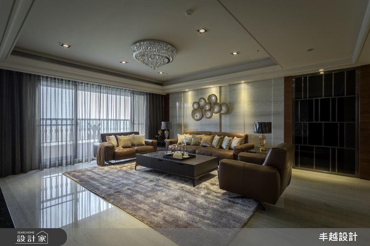 98坪新成屋(5年以下)_現代風客廳案例圖片_丰越設計_丰越_23之3