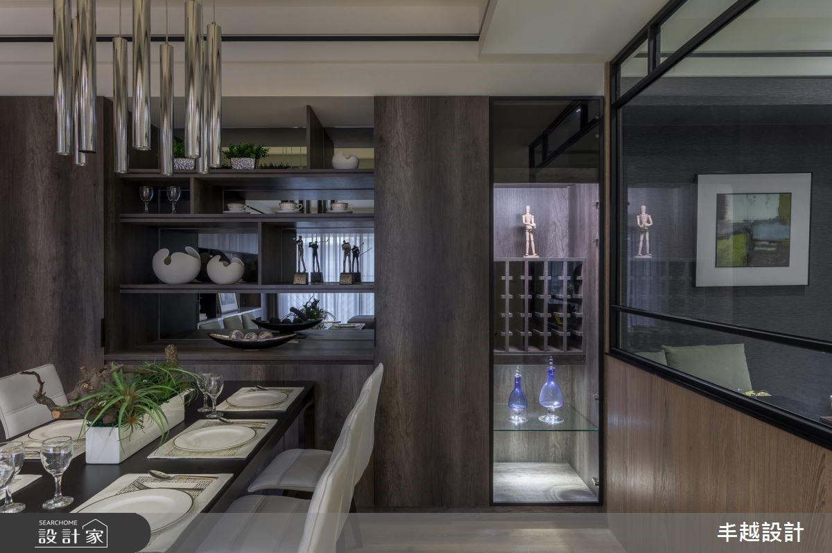 53坪新成屋(5年以下)_現代風餐廳案例圖片_丰越設計_丰越_25之3