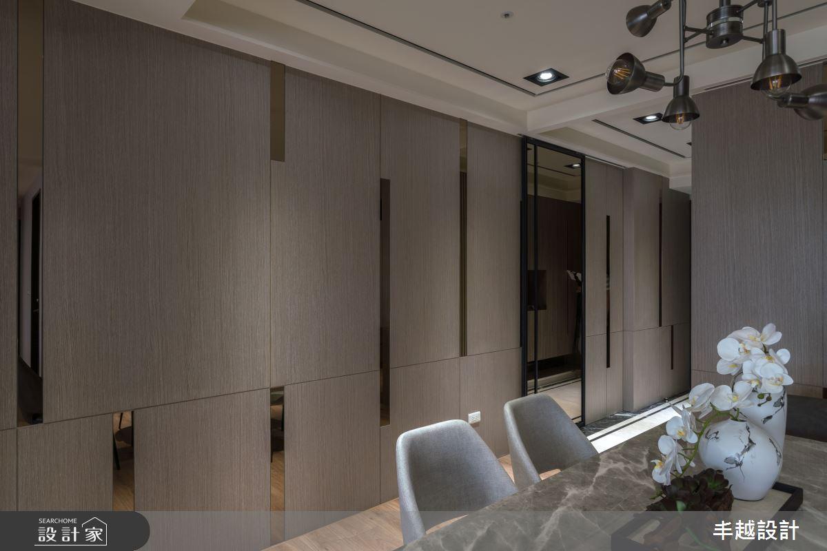 68坪新成屋(5年以下)_現代風餐廳案例圖片_丰越設計_丰越_42之5