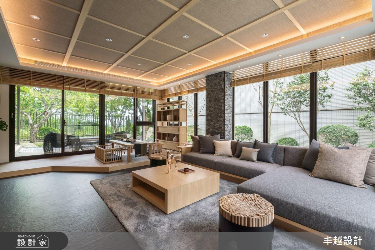 105坪新成屋(5年以下)_日式休閒風案例圖片_丰越設計_丰越_55之1