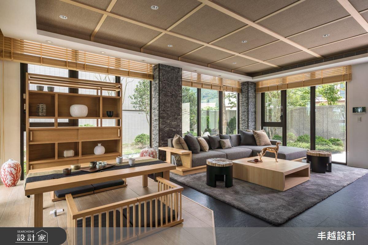105坪新成屋(5年以下)_日式休閒風案例圖片_丰越設計_丰越_55之3