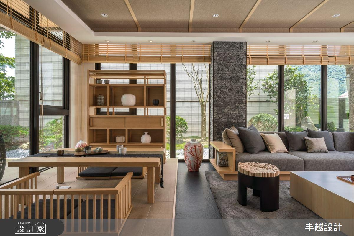 105坪新成屋(5年以下)_日式休閒風案例圖片_丰越設計_丰越_55之4