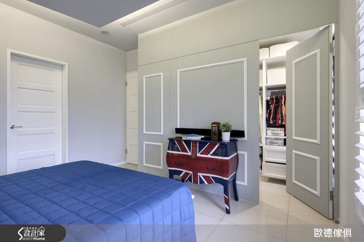 25坪新成屋(5年以下)_美式風案例圖片_台灣歐德傢俱股份有限公司_歐德_02之6