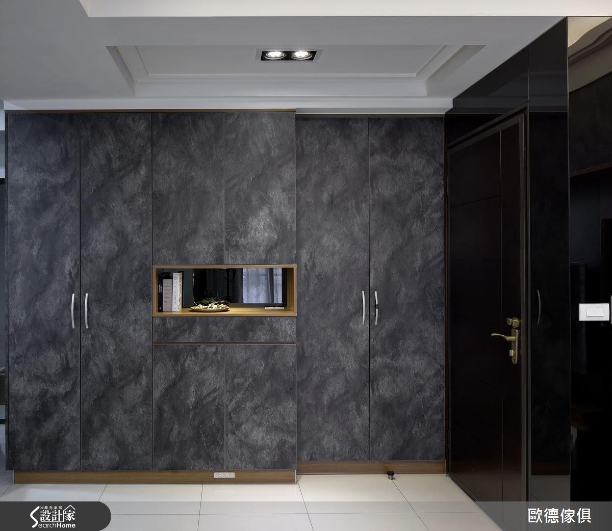 33坪新成屋(5年以下)_簡約風案例圖片_台灣歐德傢俱股份有限公司_歐德_04之1