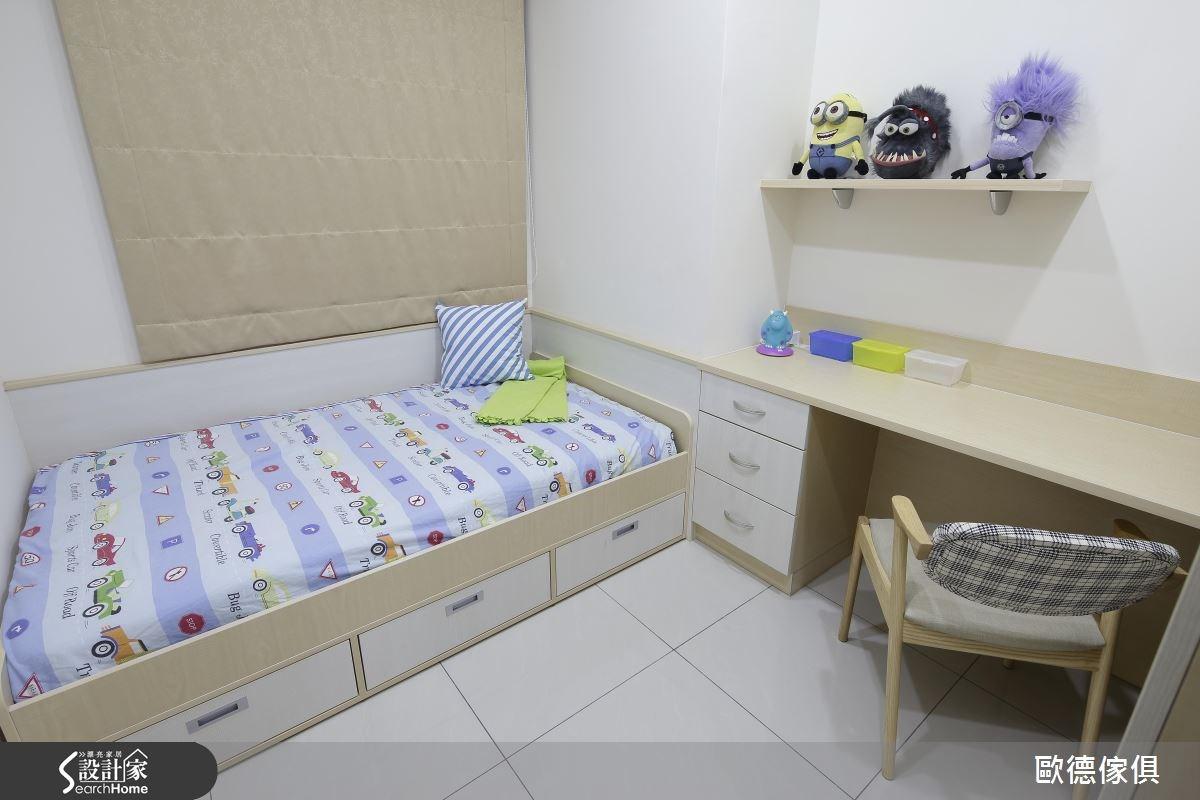 33坪新成屋(5年以下)_簡約風案例圖片_台灣歐德傢俱股份有限公司_歐德_04之9