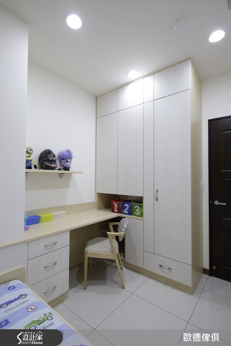 33坪新成屋(5年以下)_簡約風案例圖片_台灣歐德傢俱股份有限公司_歐德_04之10