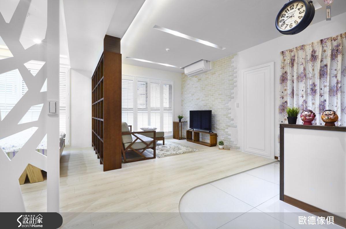 15坪新成屋(5年以下)_北歐風案例圖片_台灣歐德傢俱股份有限公司_歐德_09之6