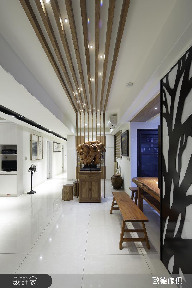 50坪新成屋(5年以下)_新中式風餐廳案例圖片_台灣歐德傢俱股份有限公司_歐德_18之1