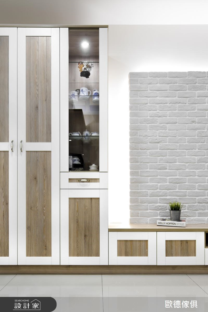 45坪新成屋(5年以下)_北歐風客廳案例圖片_台灣歐德傢俱股份有限公司_歐德_19之3