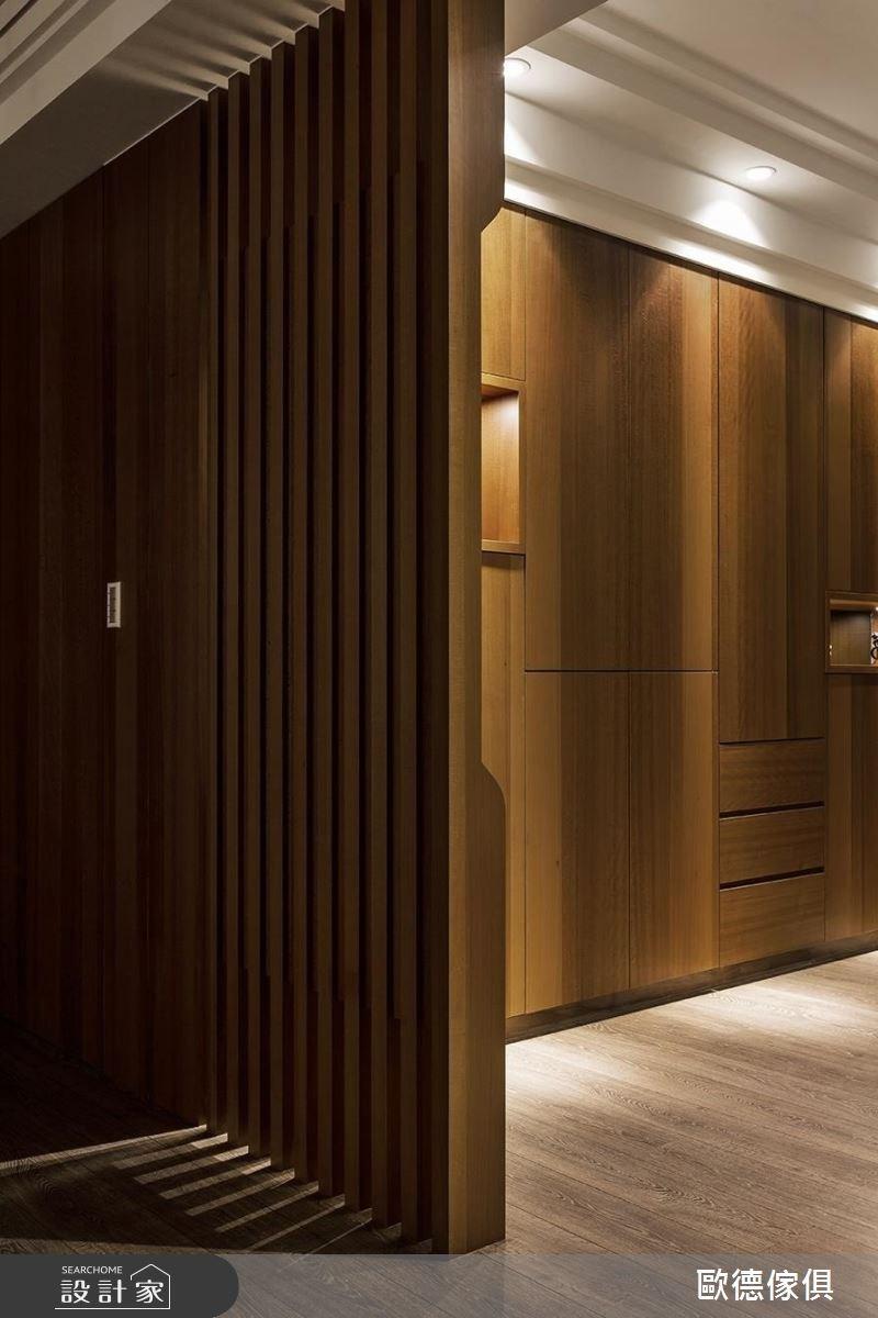 52坪新成屋(5年以下)_現代風玄關案例圖片_台灣歐德傢俱股份有限公司_歐德_26之3