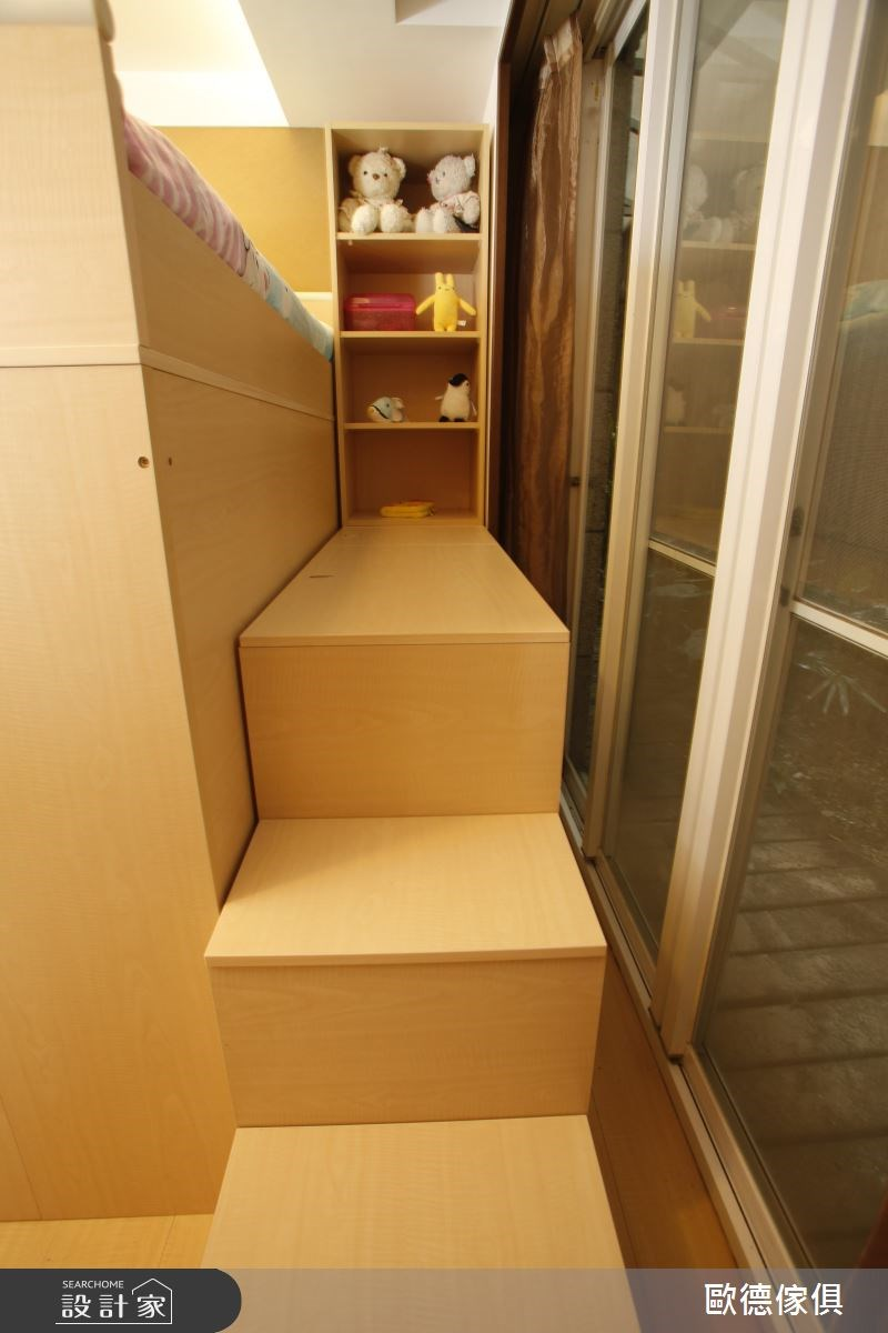50坪新成屋(5年以下)_現代風兒童房兒童房案例圖片_台灣歐德傢俱股份有限公司_歐德_39之7