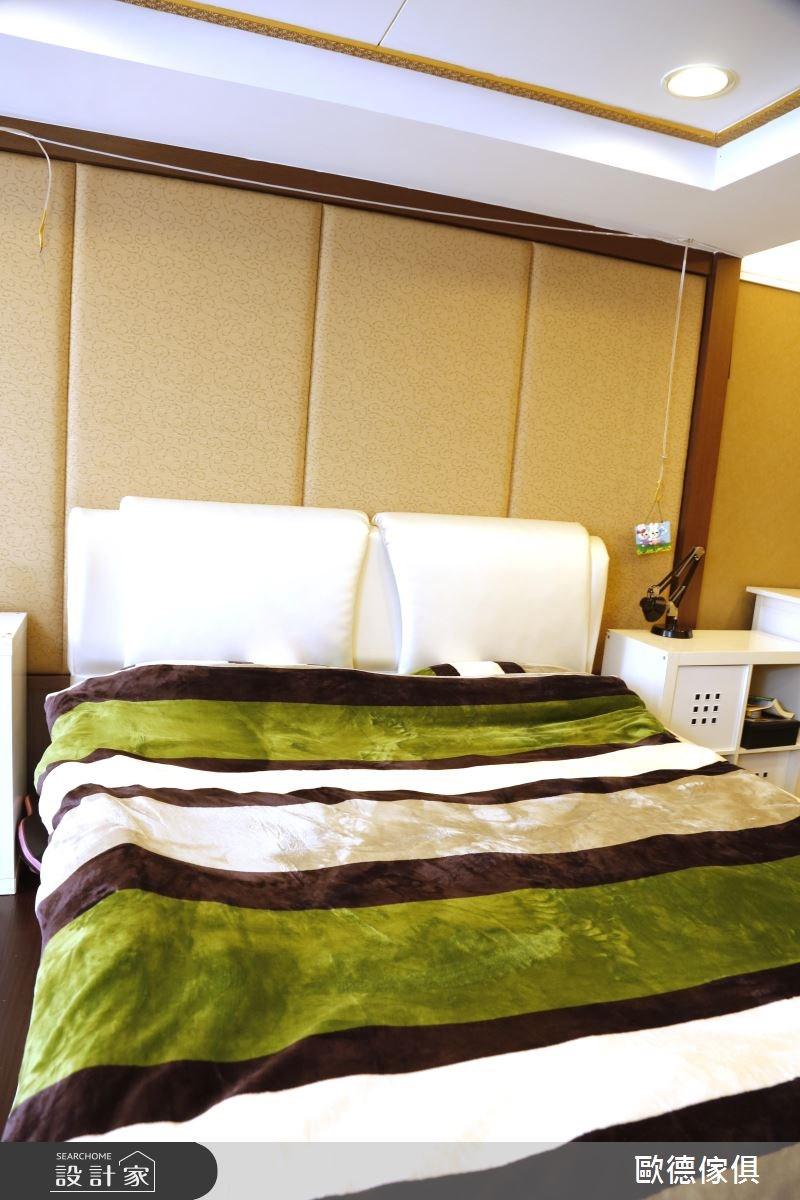 50坪新成屋(5年以下)_現代風臥室案例圖片_台灣歐德傢俱股份有限公司_歐德_39之11