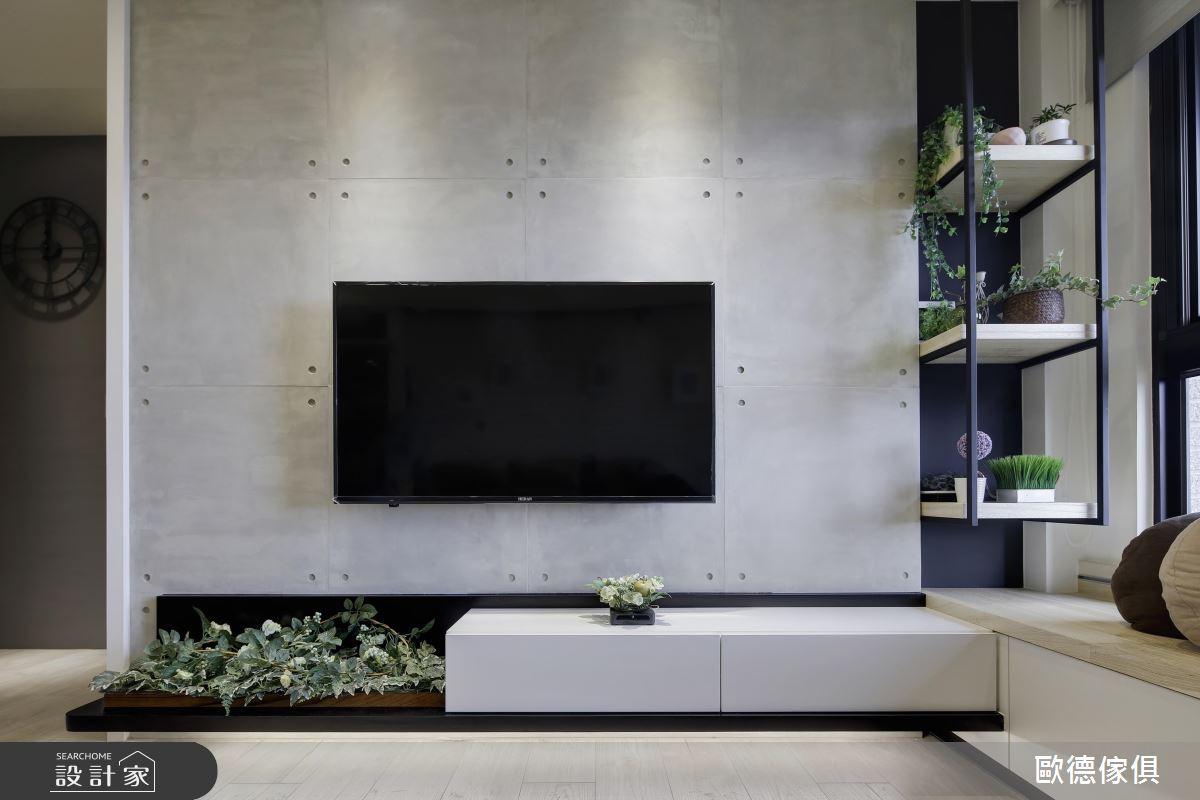 植栽綠意混搭鐵件元素 打造最紓壓透亮的觀景小宅 !