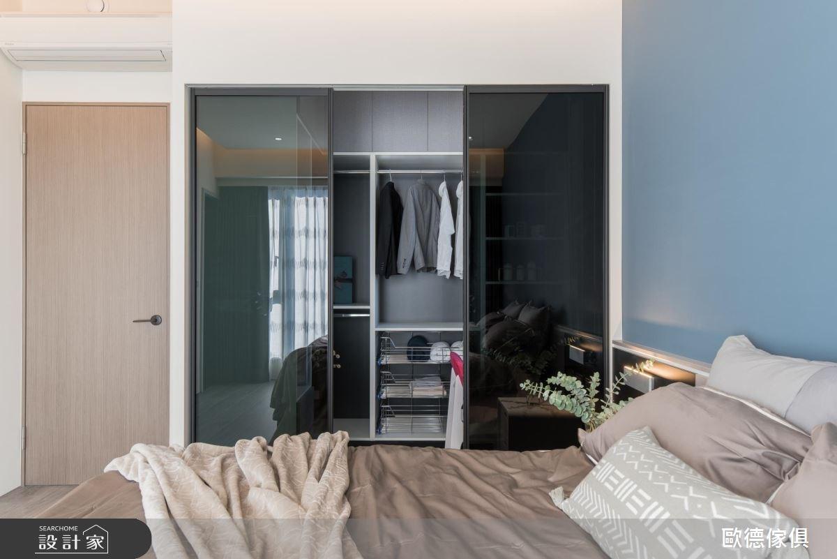 27坪預售屋_現代風臥室案例圖片_台灣歐德傢俱股份有限公司_歐德_61之22
