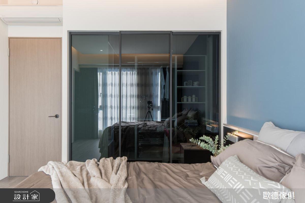 27坪預售屋_現代風臥室案例圖片_台灣歐德傢俱股份有限公司_歐德_61之23