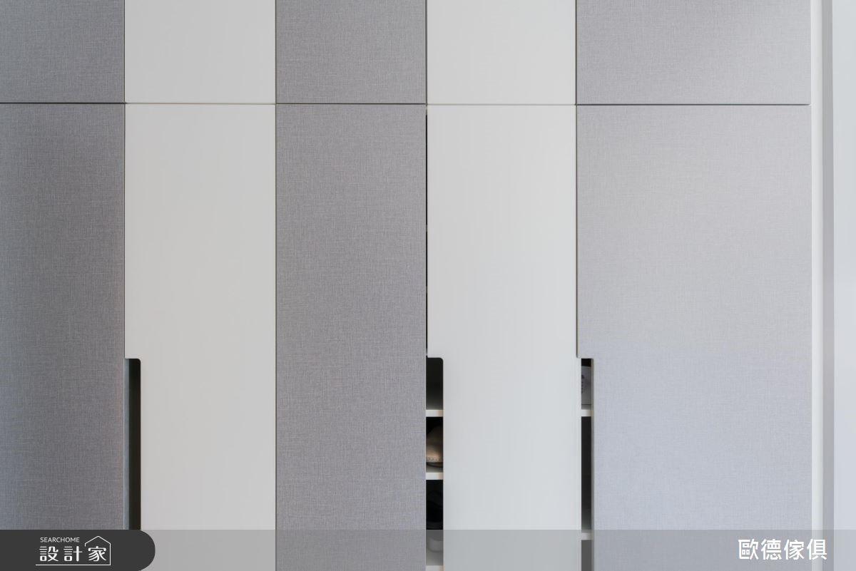 50坪預售屋_簡約風案例圖片_台灣歐德傢俱股份有限公司_歐德_64之16