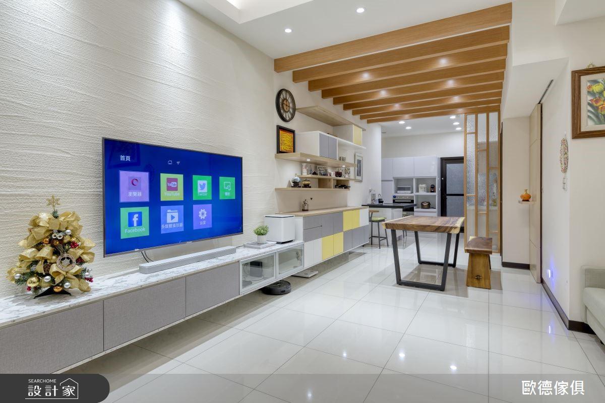 18坪_現代風餐廳案例圖片_台灣歐德傢俱股份有限公司_歐德_82之3