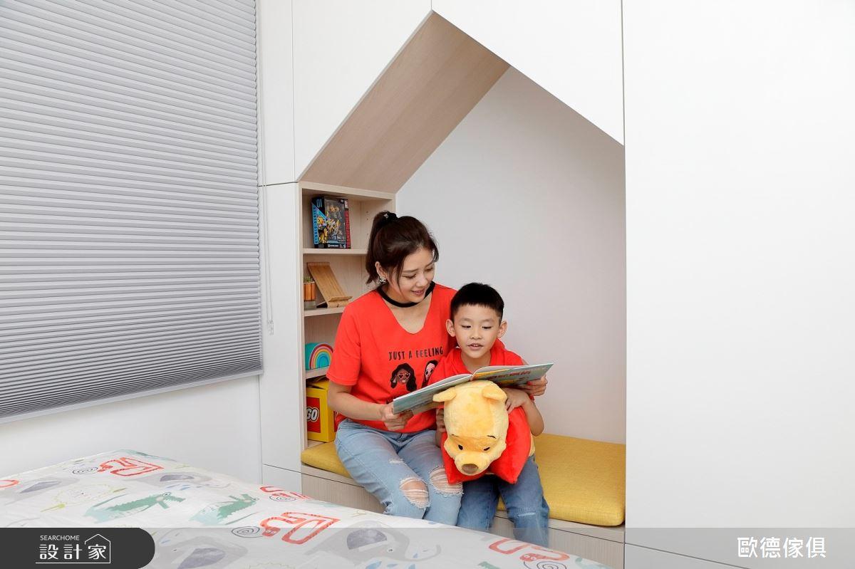 2坪新成屋(5年以下)_北歐風案例圖片_台灣歐德傢俱股份有限公司_歐德_87之6