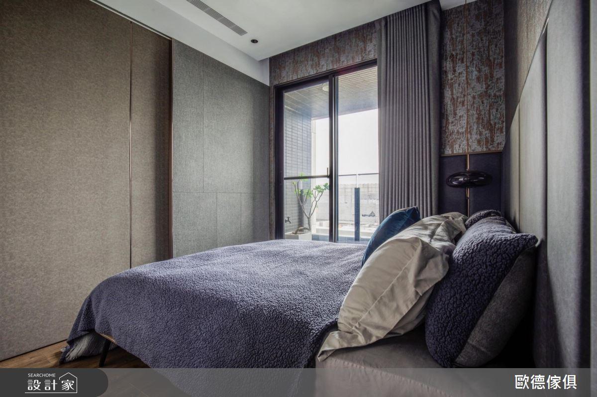 20坪新成屋(5年以下)_現代風臥室案例圖片_台灣歐德傢俱股份有限公司_歐德_104之16