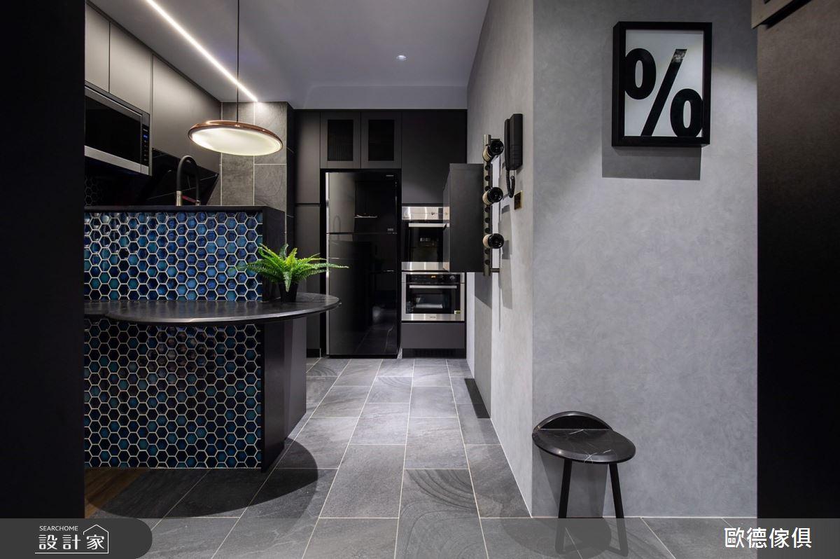 20坪新成屋(5年以下)_現代風餐廳案例圖片_台灣歐德傢俱股份有限公司_歐德_104之10