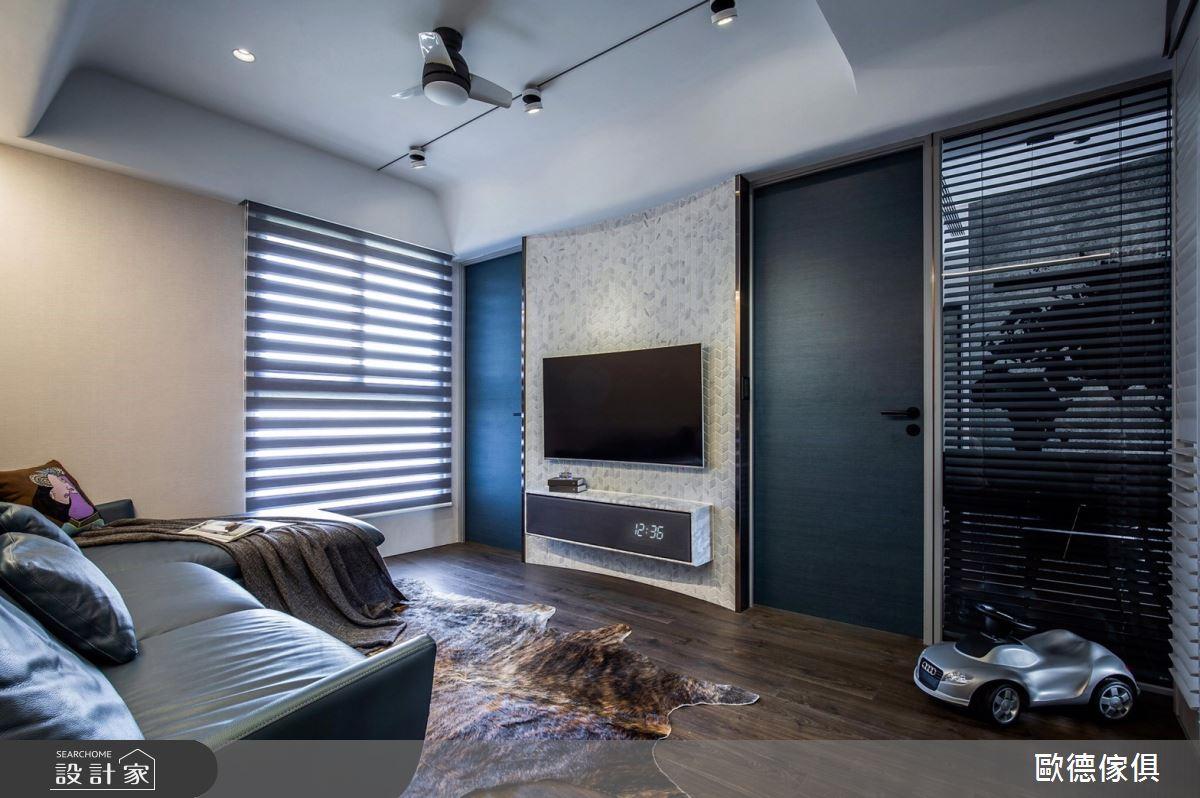 20坪新成屋(5年以下)_現代風客廳案例圖片_台灣歐德傢俱股份有限公司_歐德_104之4
