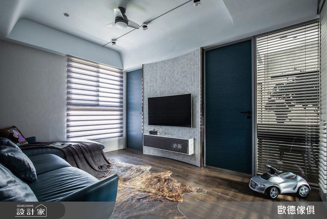 20坪新成屋(5年以下)_現代風客廳案例圖片_台灣歐德傢俱股份有限公司_歐德_104之3